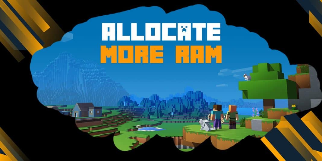 How to Allocate More RAM to Minecraft Servers
