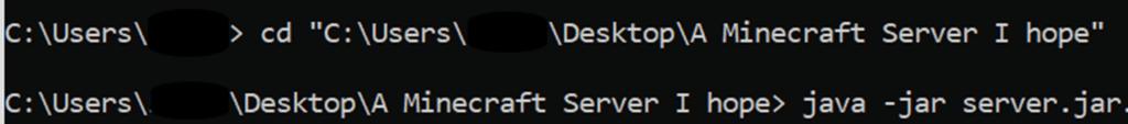 Serveur de lancement