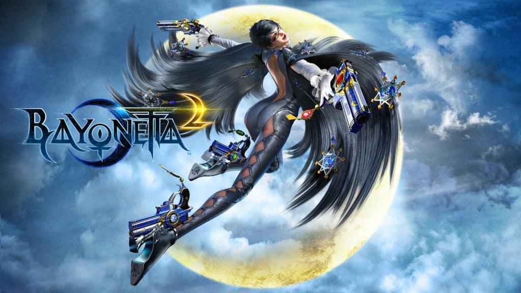 Bayonetta game cover