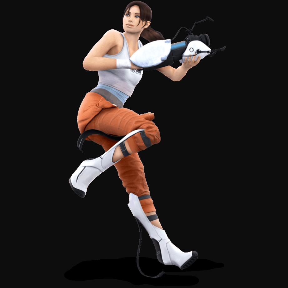 Chell costume - Portal 2