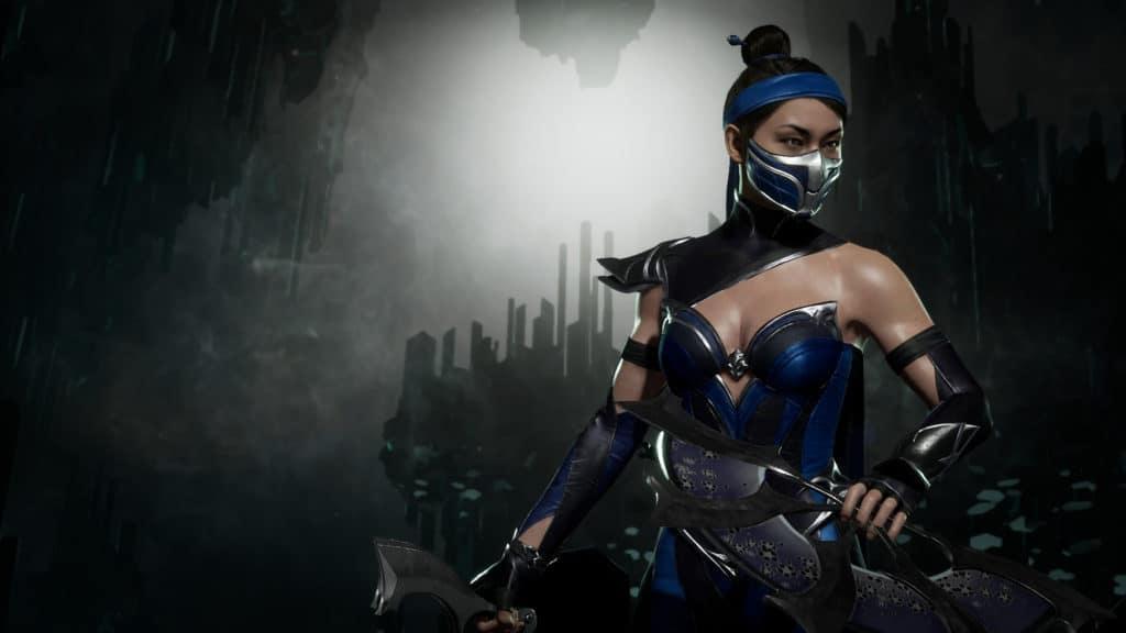 Kitana wallpaper - Mortal Kombat 11