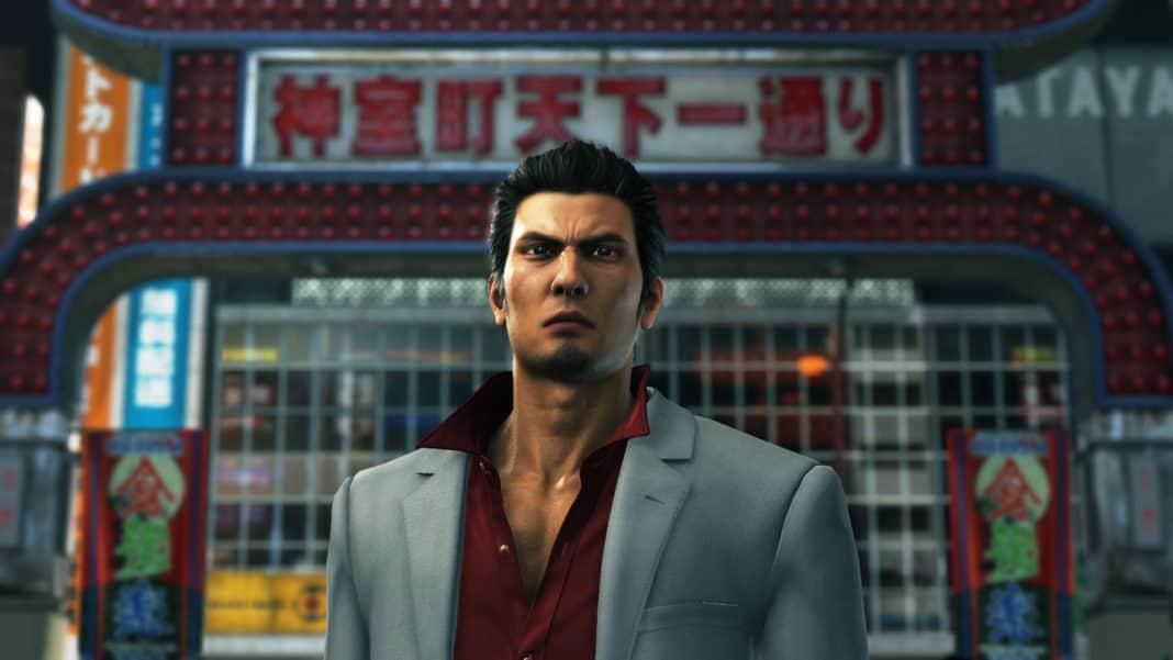 Yakuza 6 Screenshot on PC