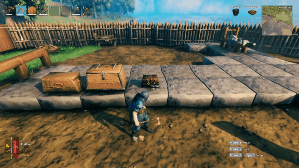 Why are My Chests and Items Disappearing?
