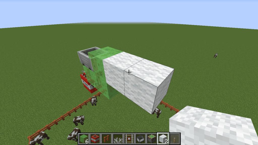 Two Building Blocks