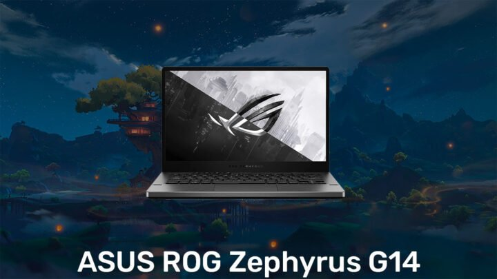 ASUS ROG Zephyrus G14 Genshin Laptop