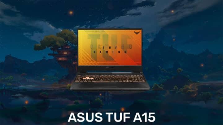 ASUS TUF A15 Genshin Impact