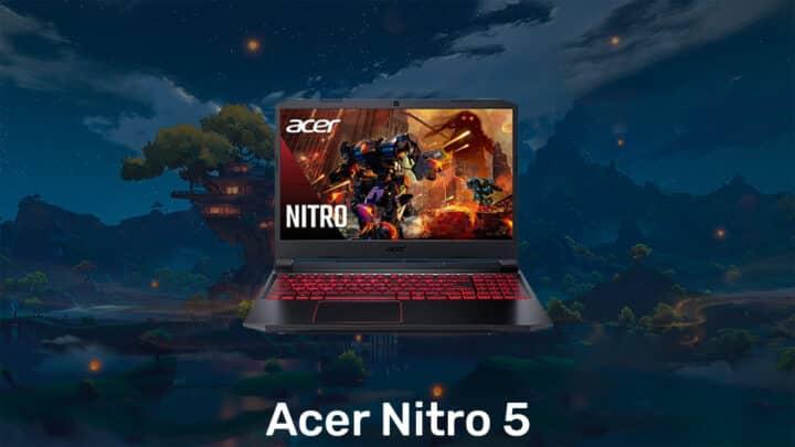 Acer Nitro 5 Genshin Impact