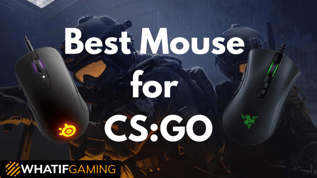 Best Mouse for CS:GO