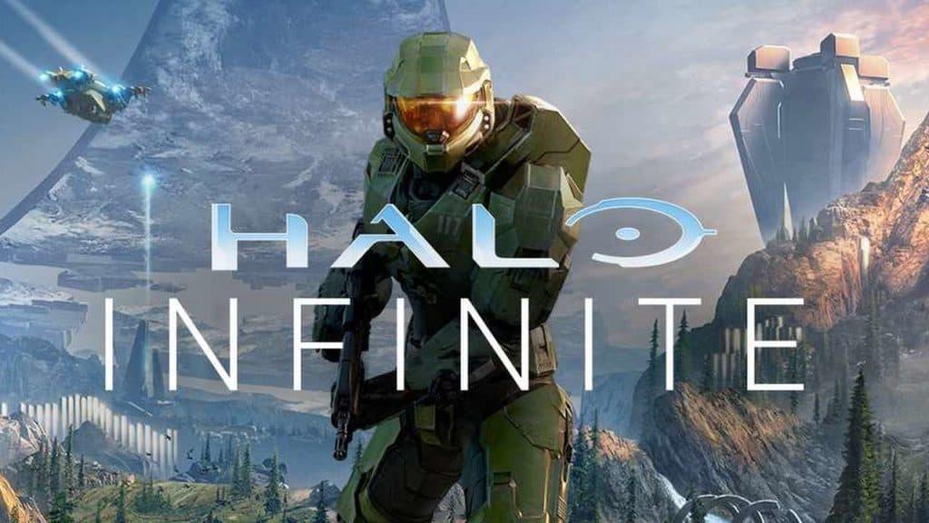 Halo Infinite Poster