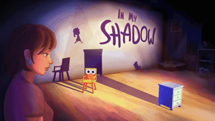 In My Shadow Artwork