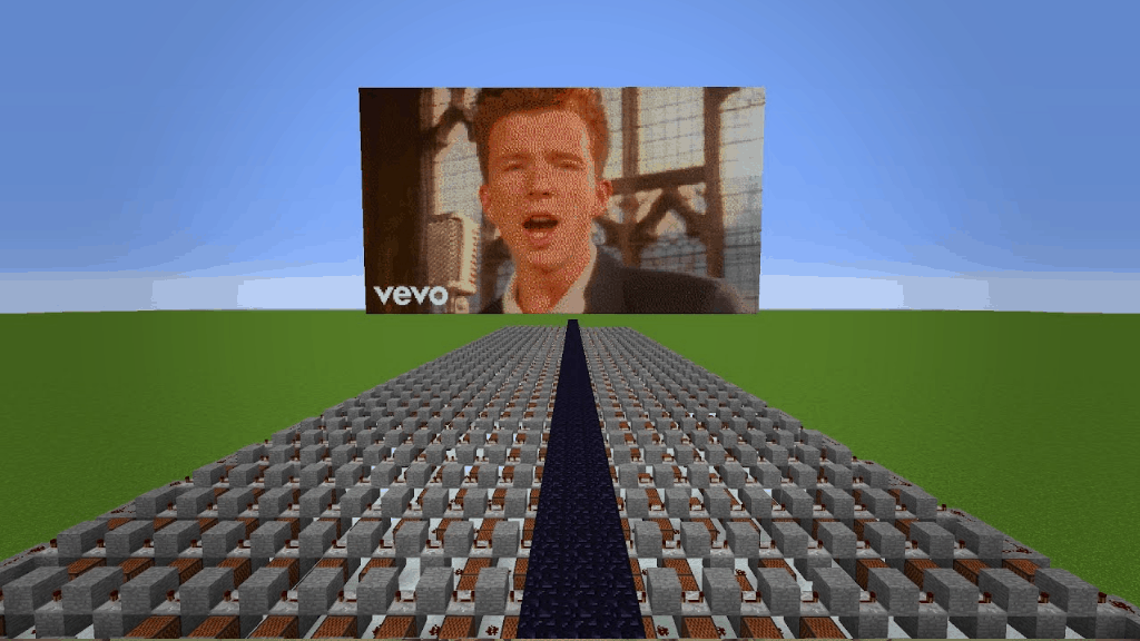Perform Your Favourite Song with Minecraft Note Blocks