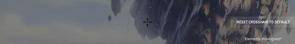 Recommended crosshair settings for beginners in Valorant