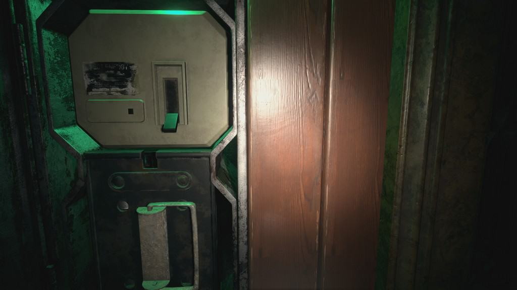 Breaker box with fuse