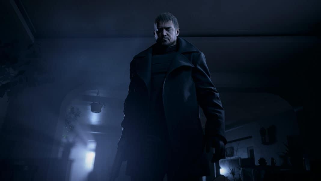 Chris Redfield from Resident Evil 8