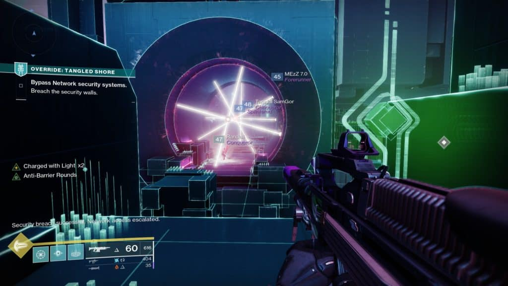 Bypass the Vex security systems in the newest seasonal activity in Destiny 2