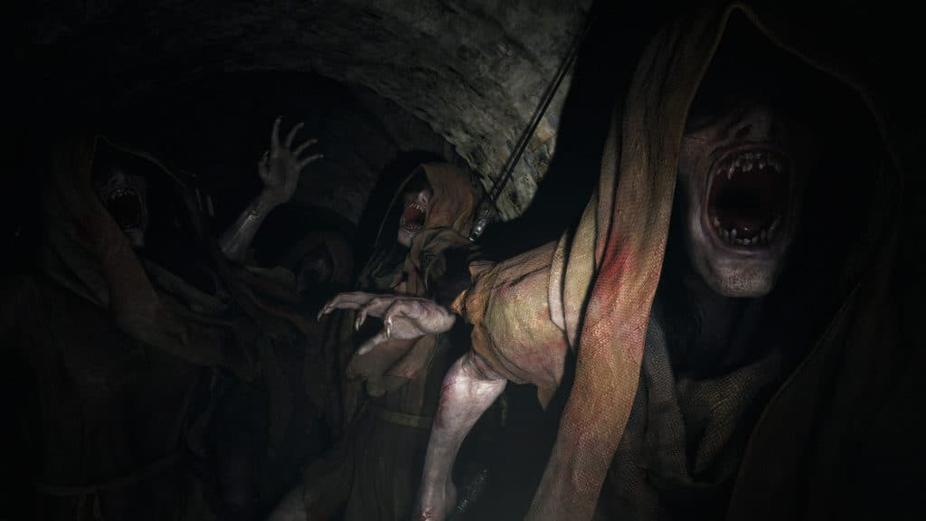 One of the highlights of our Resident Evil 8 Village review are the enemies