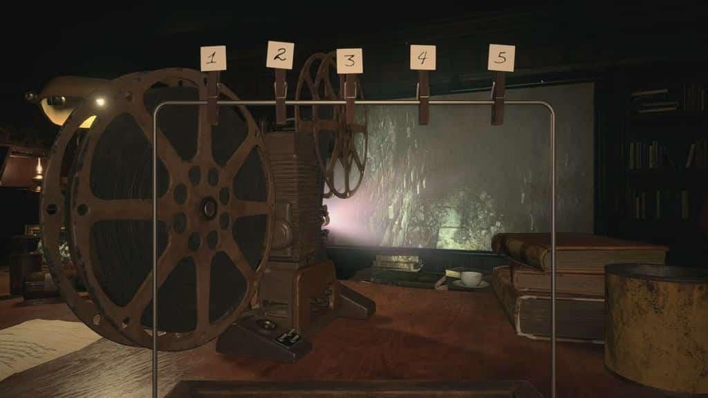 Film room puzzle