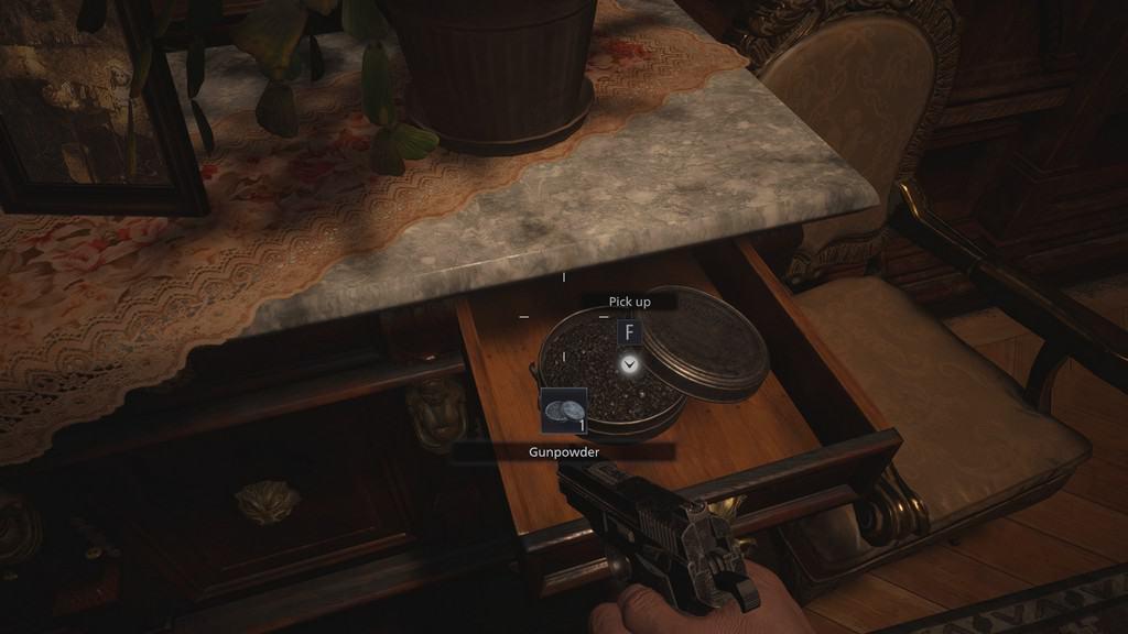 Getting More Ammo From Gunpowder