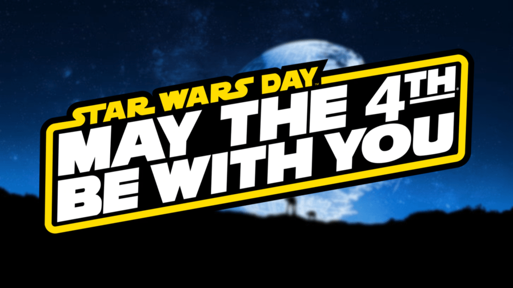 Multiple Star Wars games announcement on Star Wars Day