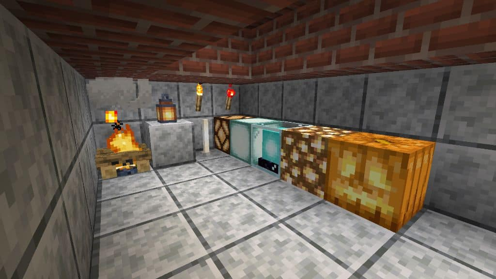 Minecraft Light Source