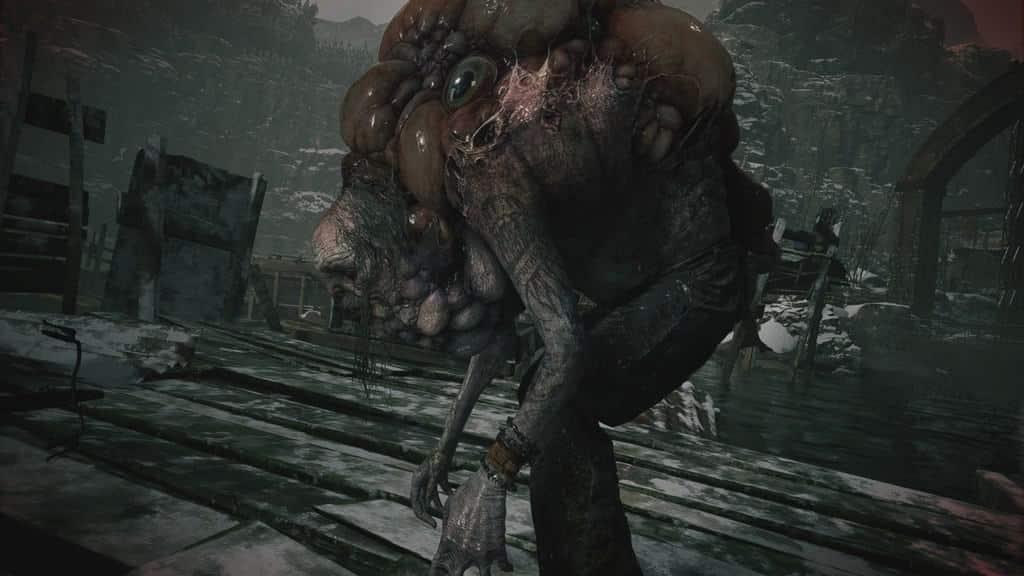 Beating Moreau in Resident Evil 8
