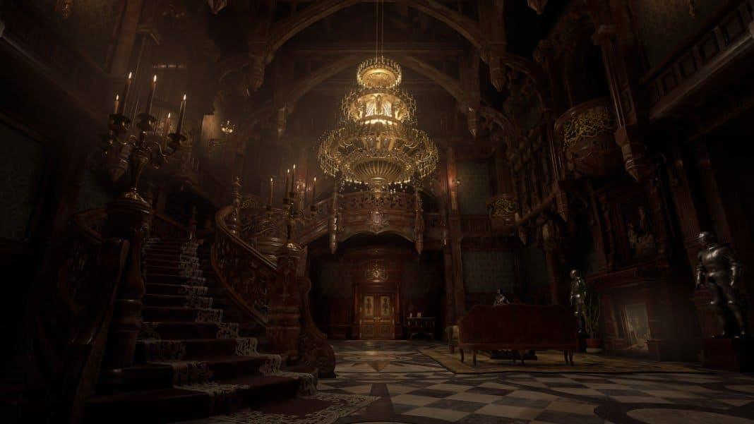 Castle Dimitrescu Resident Evil 8 Village