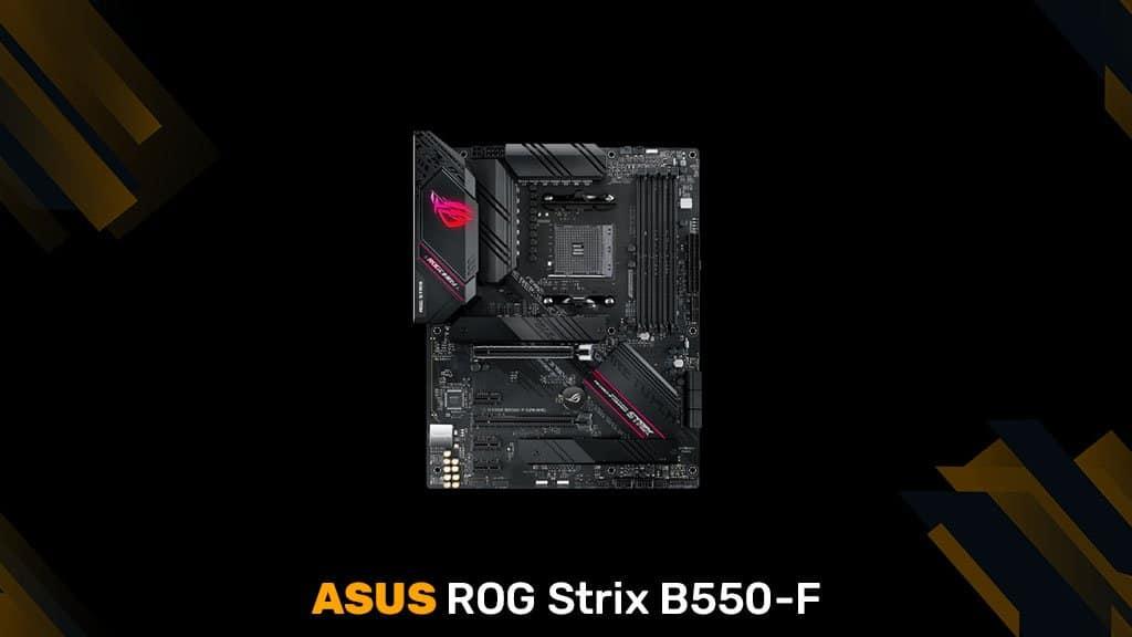 ASUS ROG Strix B550-F