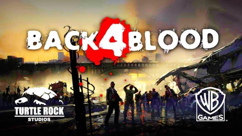 Back 4 Blood poster by Turtle Rock Studios and Warner Bros. Games