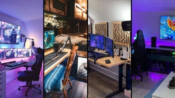 Best Gaming Setups of 2021