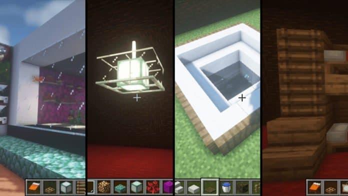 Best Minecraft Furniture Ideas