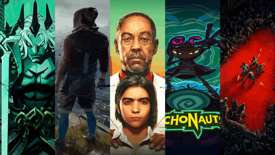 5 Best New Games Coming later in 2021