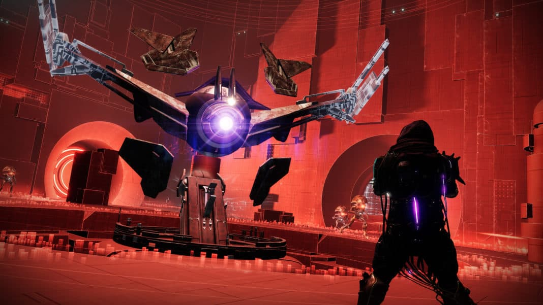 This is a guide on how to complete the new weekly seasonal mission in Destiny 2.