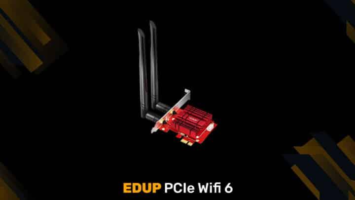 EDUP PCIe Wifi 6