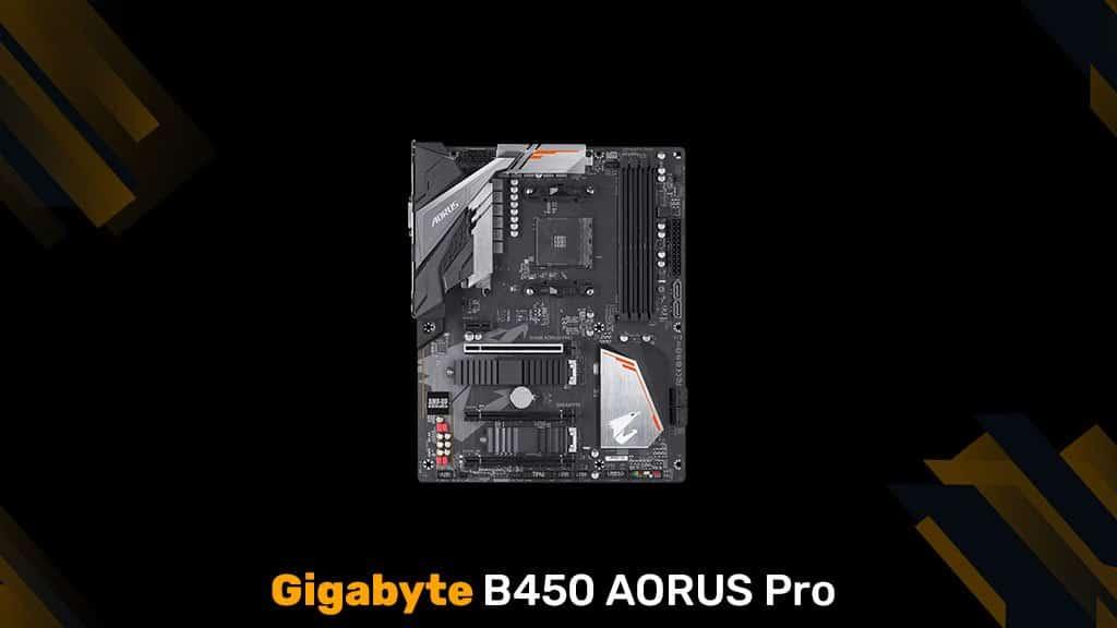 Gigabyte B450 AORUS Pro Wi-Fi