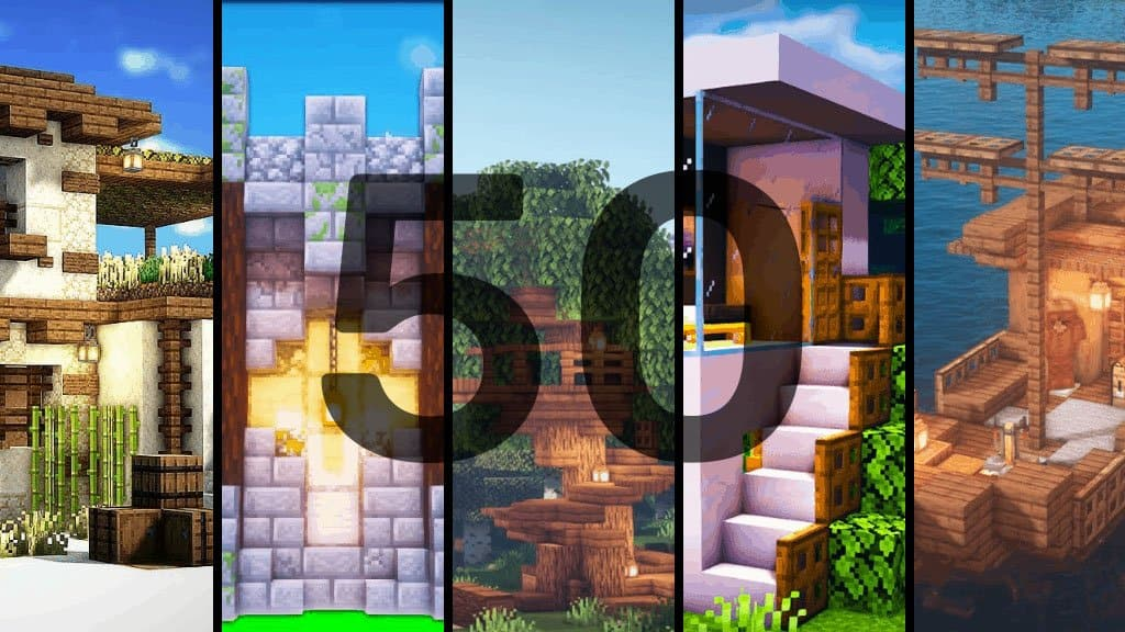 50 Minecraft Building Ideas The Ultimate List Whatifgaming