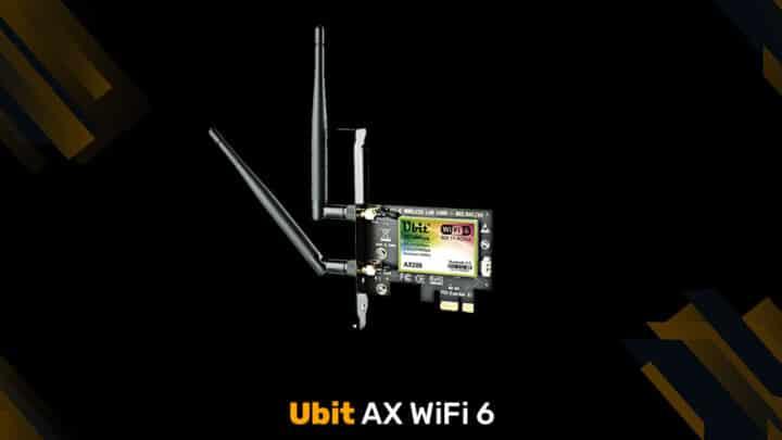 Ubit AX WiFi 6