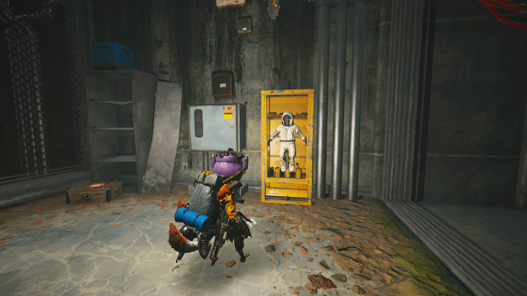 Where to Find the Cold Suit in Biomutant
