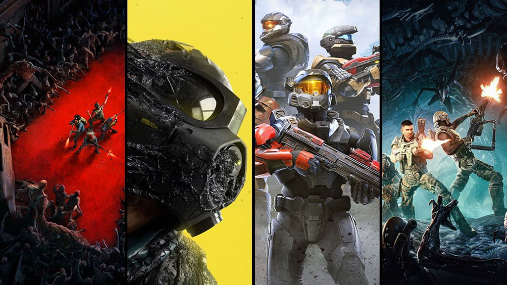 best upcoming co-op shooters