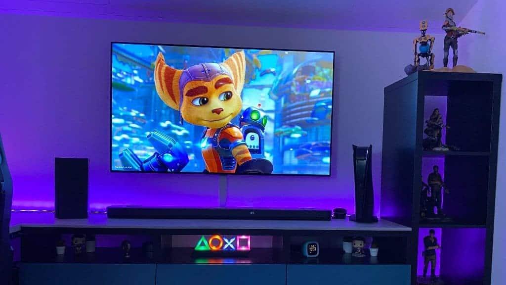 TV Setup by u/Jonas-Fabry