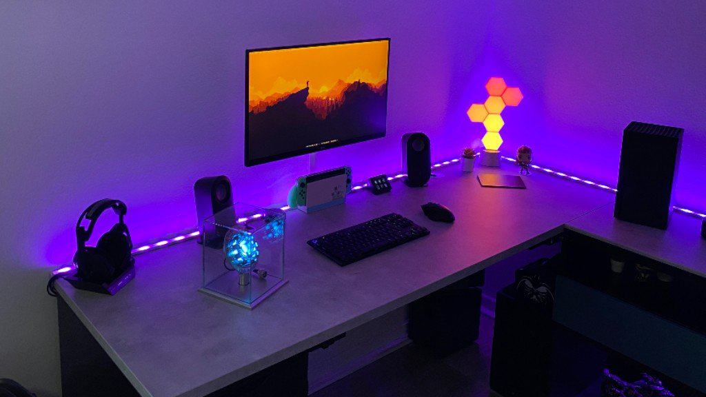 Desk Setup by u/Jonas-Fabry