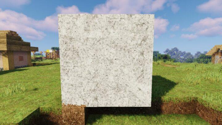 diorite wall