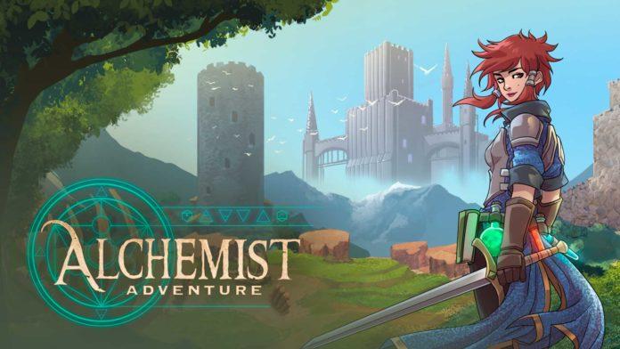 Alchemist Adventure Artwork