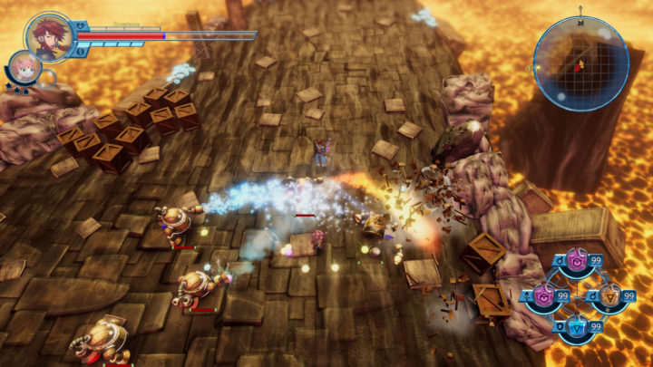 The gameplay is one of the highlights in the Alchemist Adventure Review