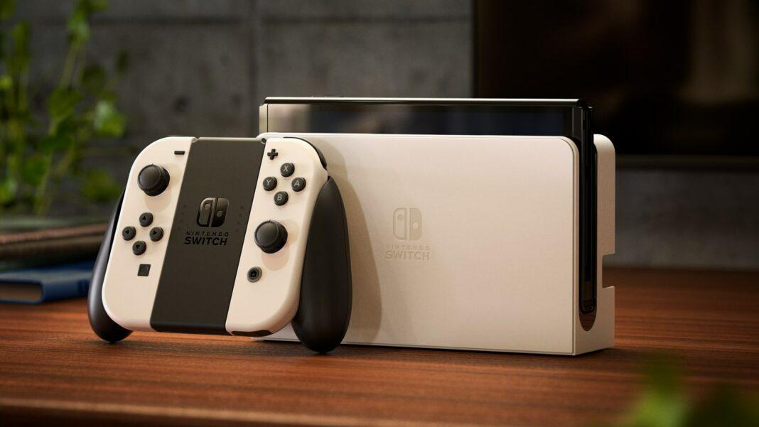 Nintendo Switch 2021 OLED Model