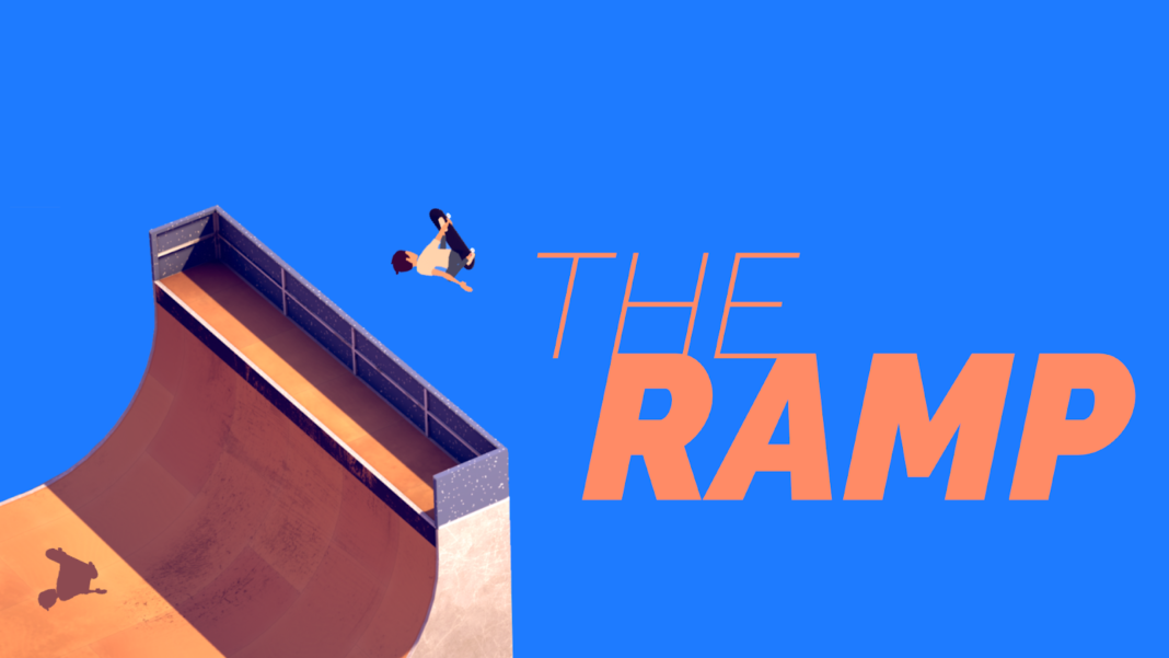 The Ramp Official Artwork