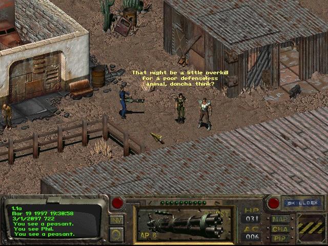 Interplay Fallout