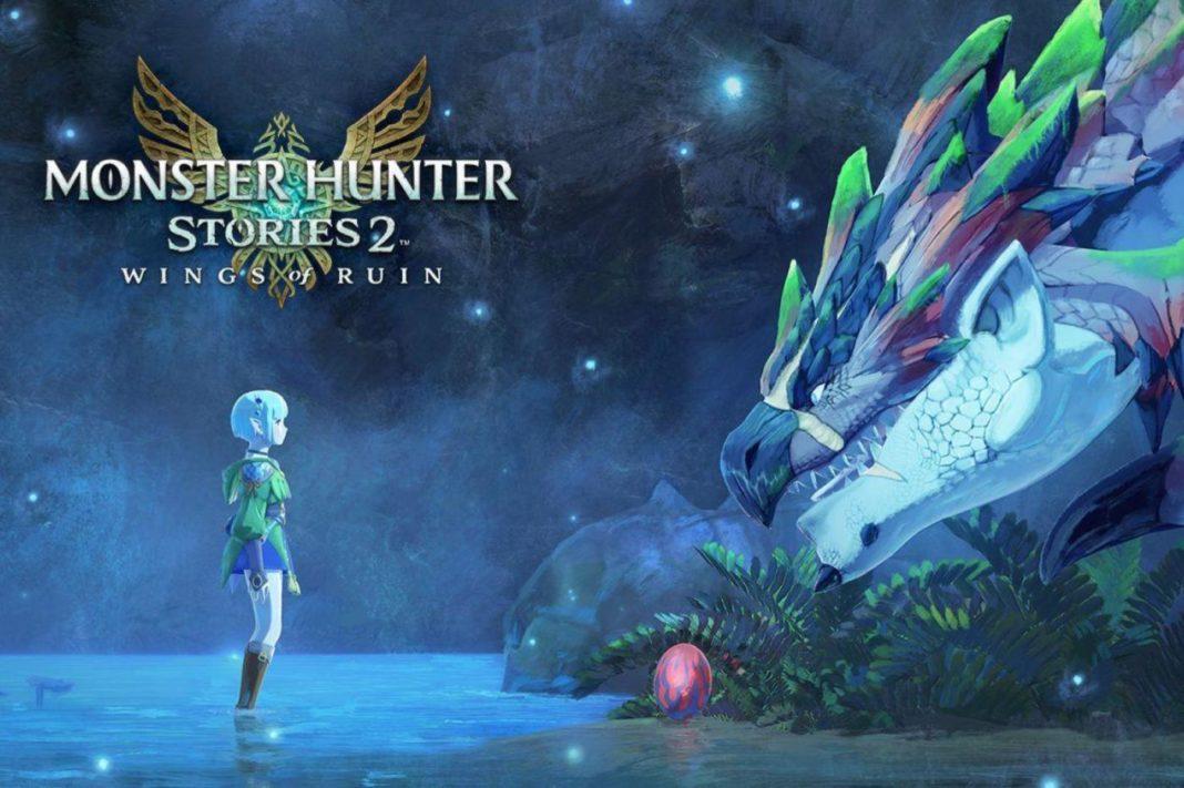 Monster Hunter Stories 2 Title