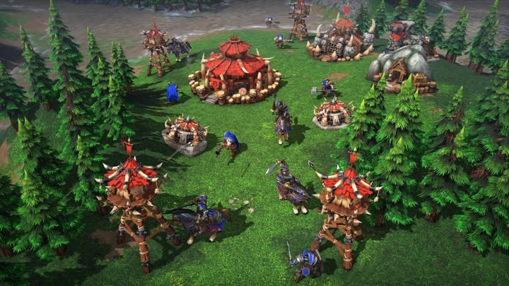 Warcraft 3 Reforged Pre Orders
