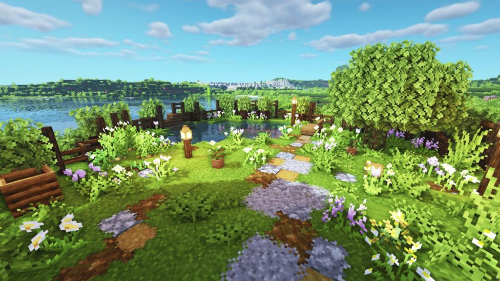 Aesthetic Garden