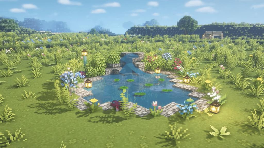 Fairy Pond Garden